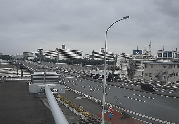 大井中央陸橋