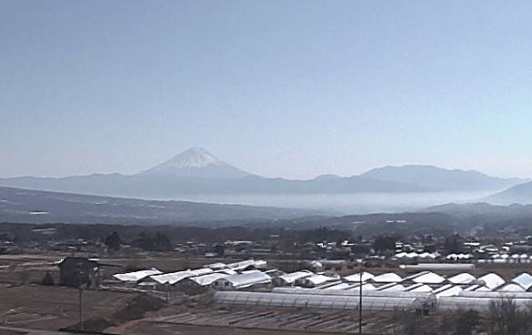 大泉富士山