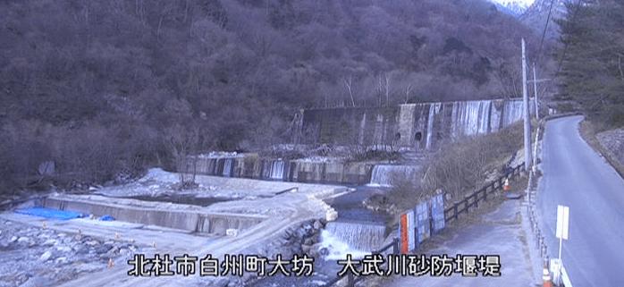 大武川砂防