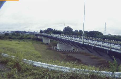 越辺川14.2KP左岸