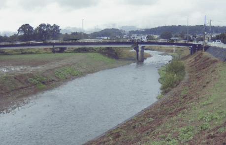 越辺川15.1KP左岸