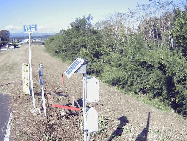 越辺川15.0KP右岸