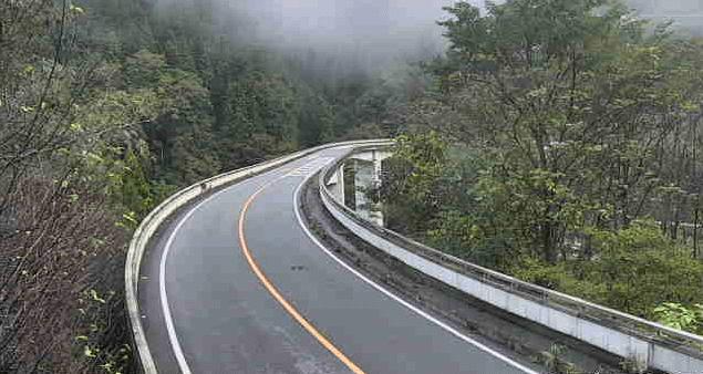 国道140号雷電廿六木橋