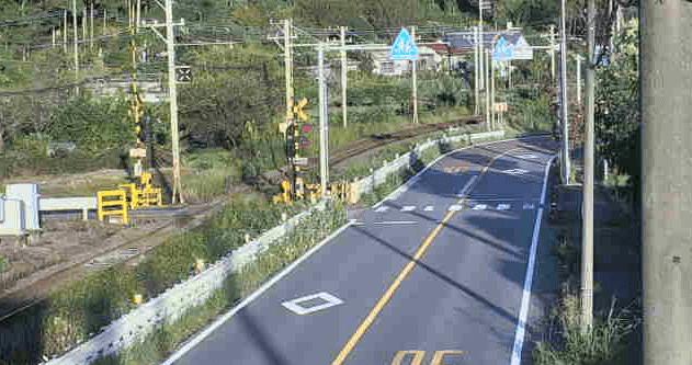 国道140号長瀞町矢那瀬