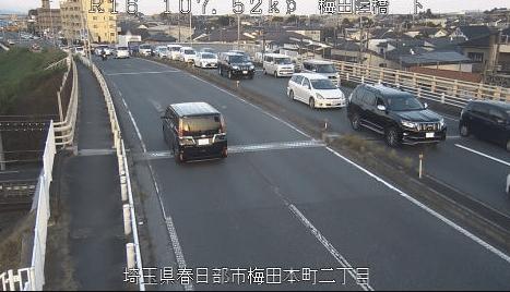 国道16号梅田陸橋