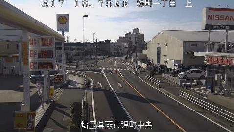 国道17号錦町中央