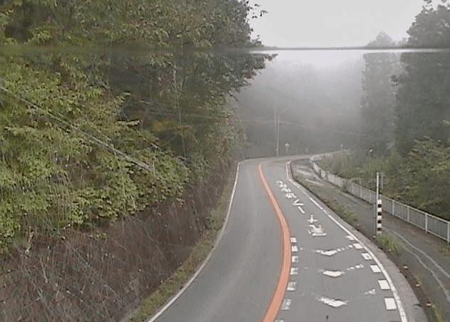 国道299号千束峠