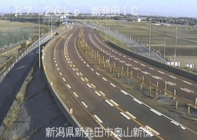 国道7号新発田