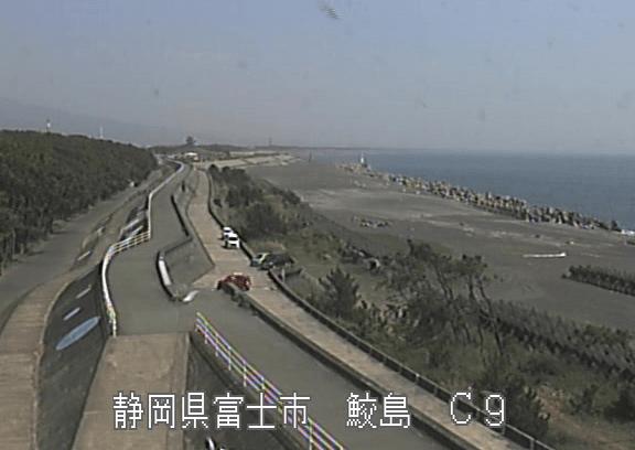 富士海岸鮫島