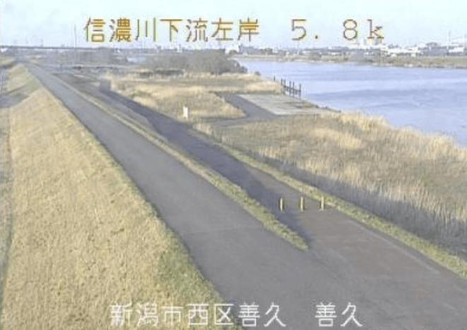 信濃川善久