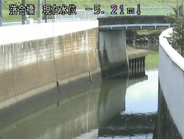 白子川落合橋