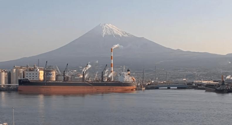田子の浦富士山