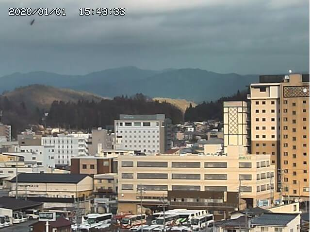 ライブ 高山 カメラ 市