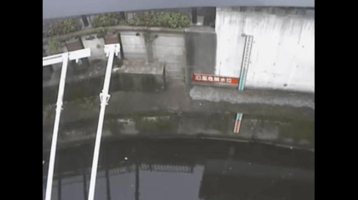 丸子川滝の橋