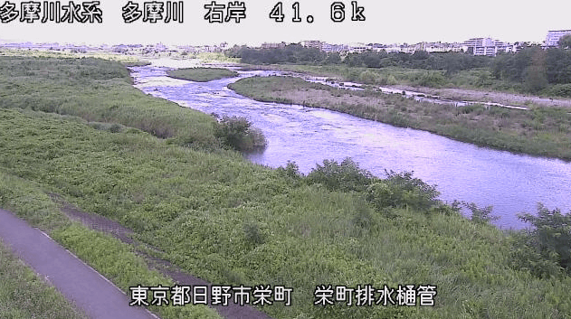 栄町排水樋管