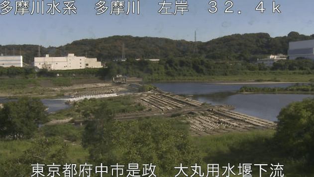 多摩川大丸用水