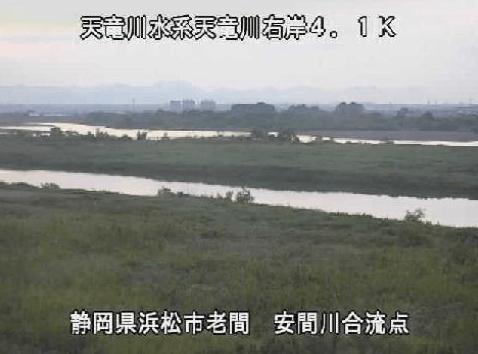天竜川老間町