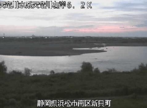 天竜川新貝町