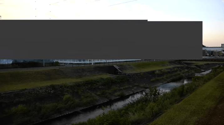 大栗川常盤橋