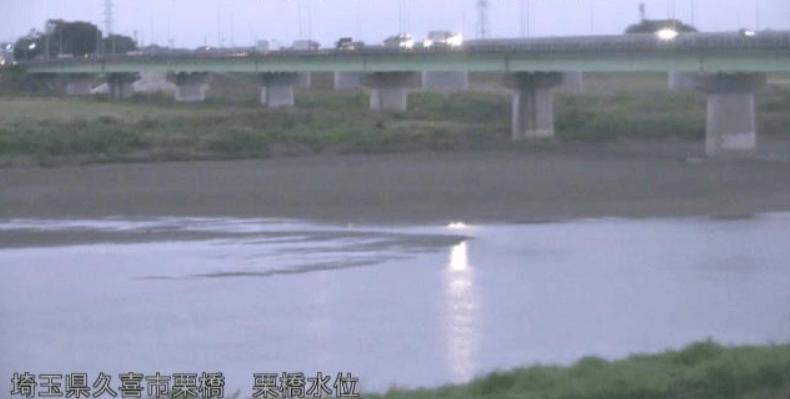 利根川栗橋