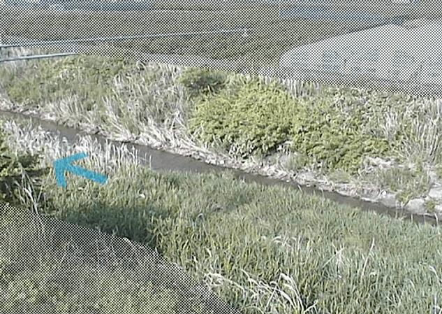 釣橋川水位観測所