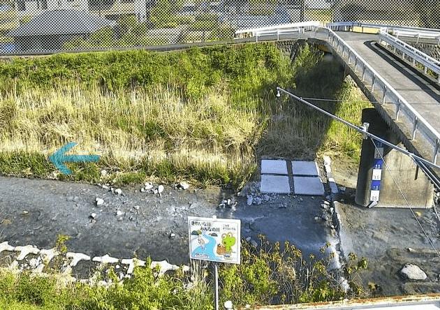 宇久須河川