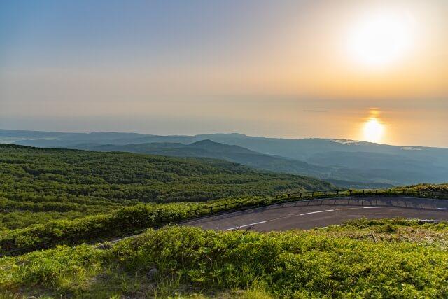 山形県鳥海山
